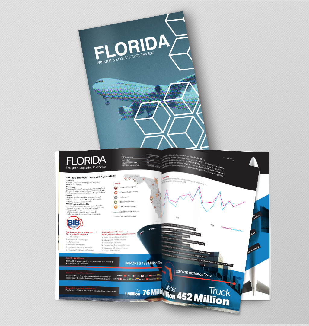 Florida Freight and Logistics booklet